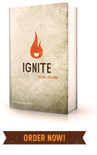 Order Now IGNITE The Bible for Teens